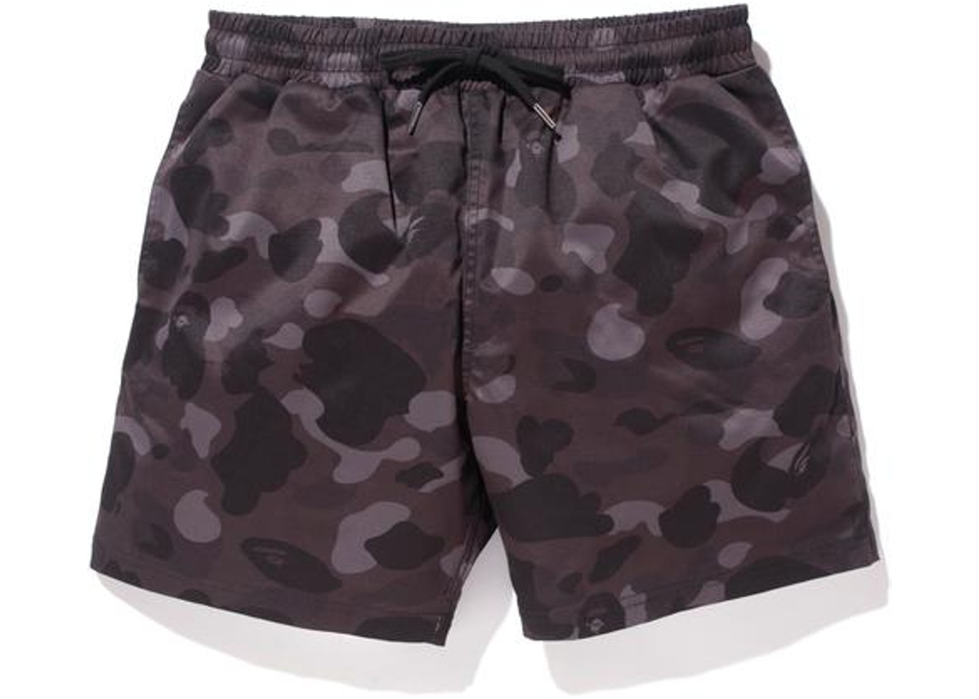 14fd37e9a7f BAPE Stampd Swim Shorts Shorts Black -