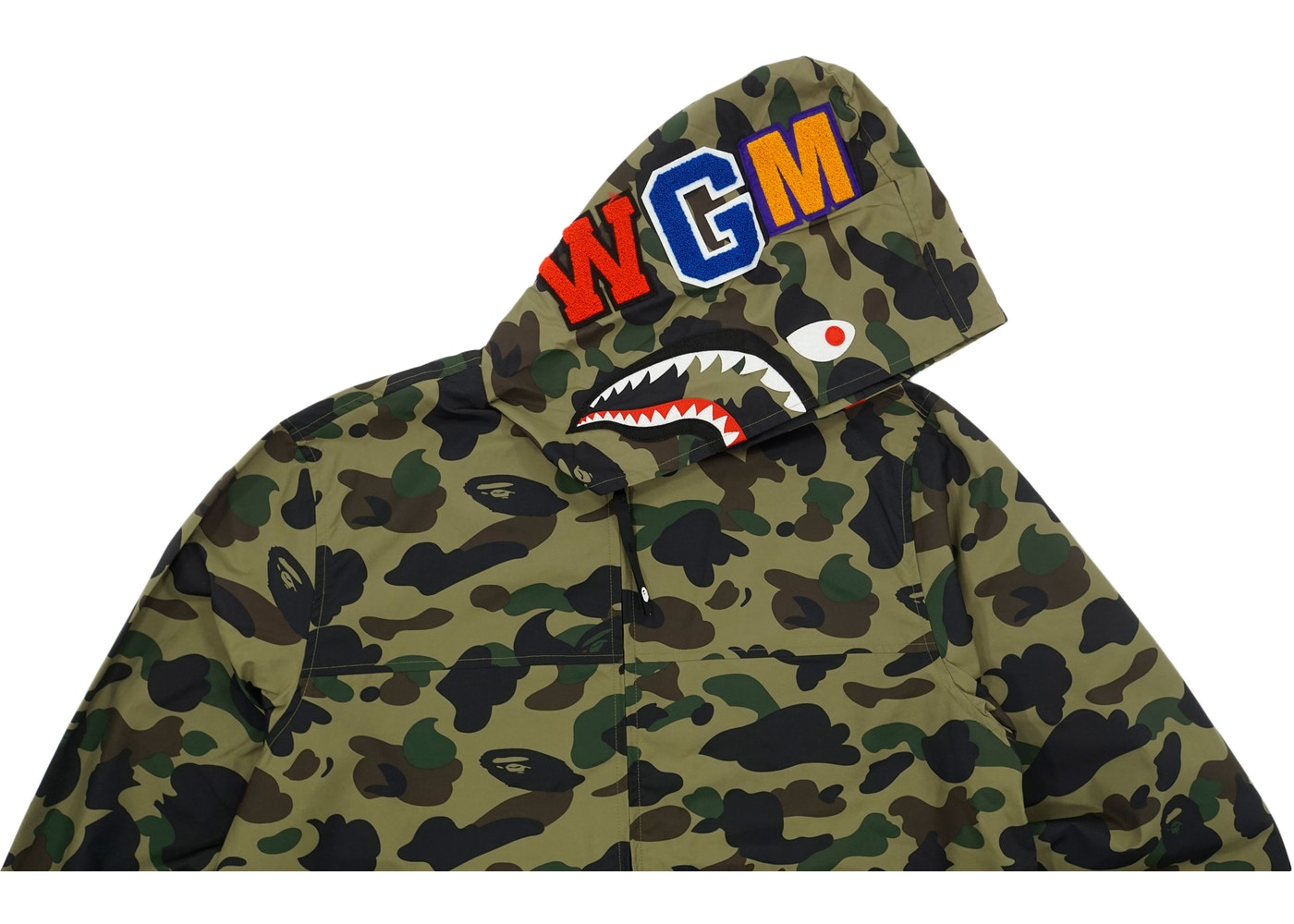 b6d9ba2c17c62 Streetwear - Bape Jackets - New Highest Bids