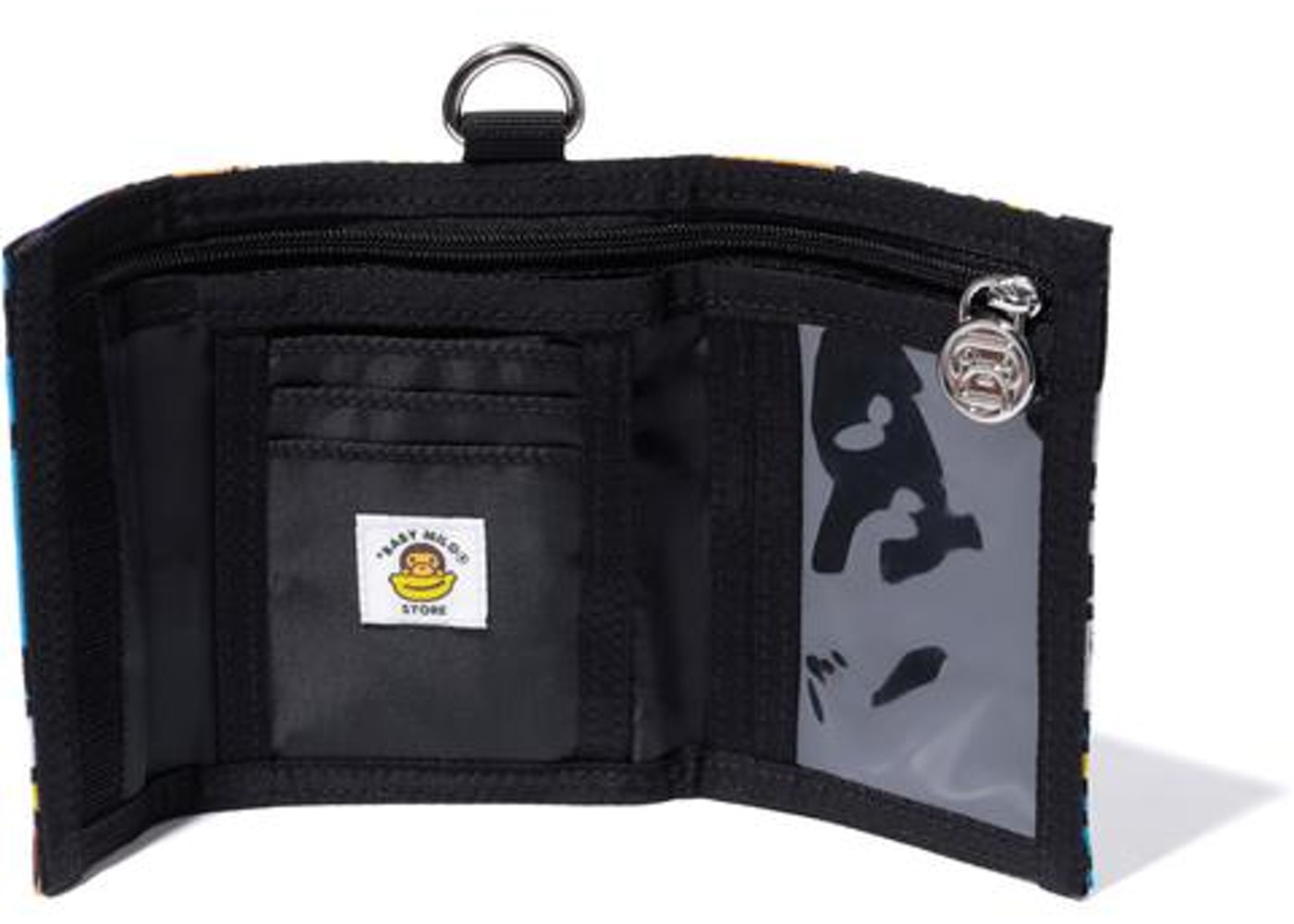 a02e40f5 Bape Multi Color Wallet | Stanford Center for Opportunity Policy in ...