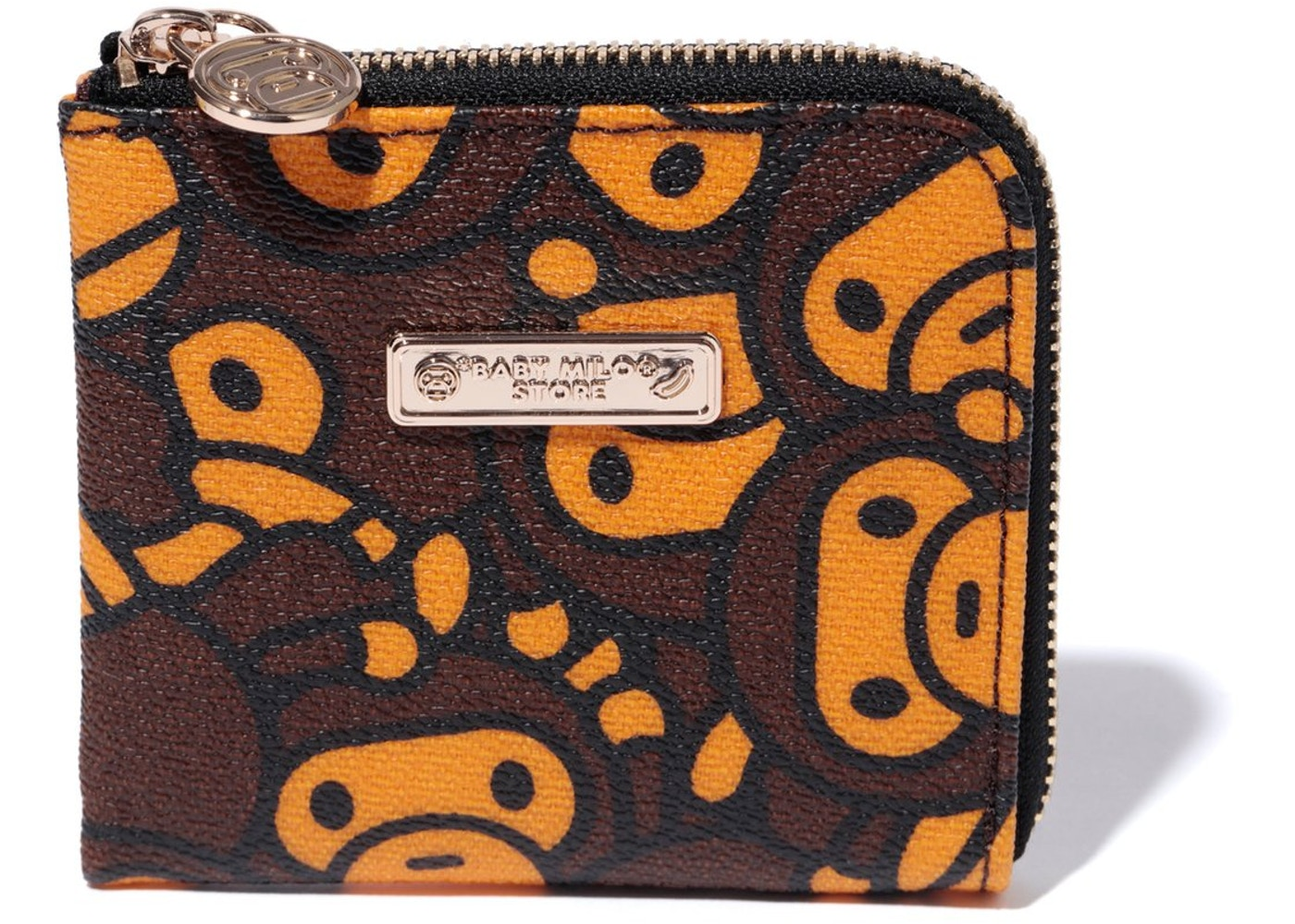 acb437176 Bape Wallet Zip S All Baby Milo Pvc Brown Bape Color Camo Small Coin Purse  | Dopestudent Lyst - A Bathing Ape ...