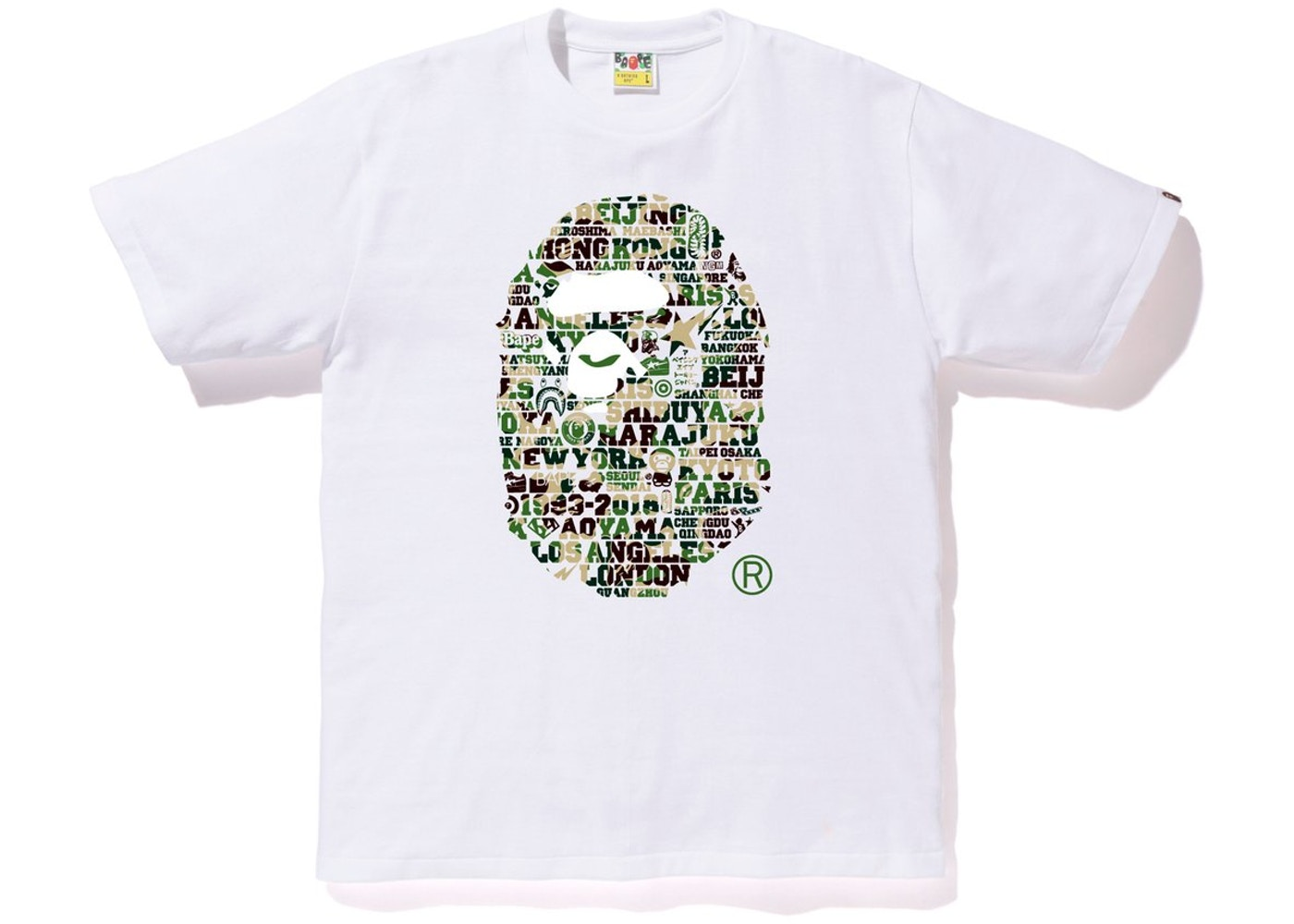 c47a3a63651d Streetwear - Bape T-Shirts - New Lowest Asks