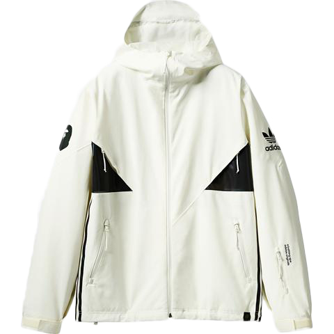 adidas x bape hoodie snowboard
