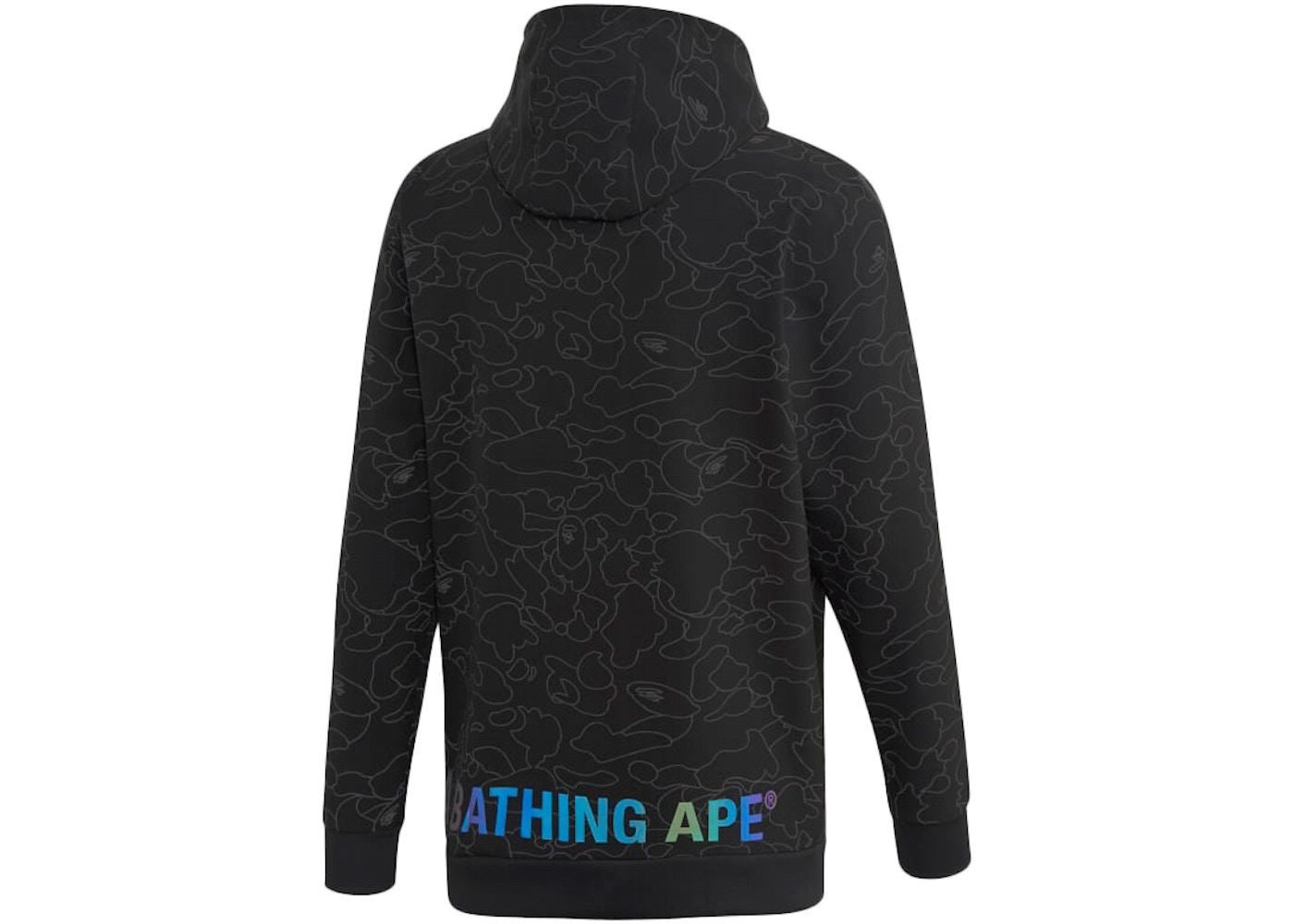 8ba7c65eb Sell. or Ask. Size S. View All Bids. BAPE x Adidas Tech Hoodie Black