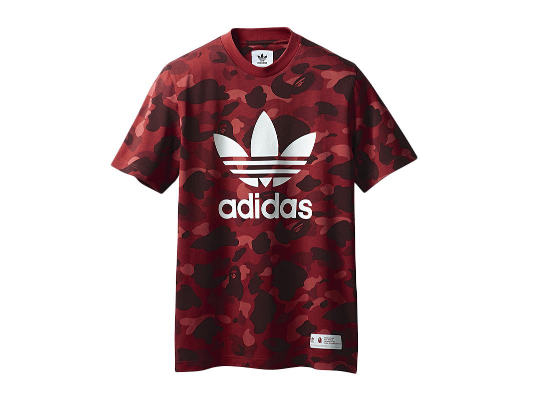 adidas color t shirts