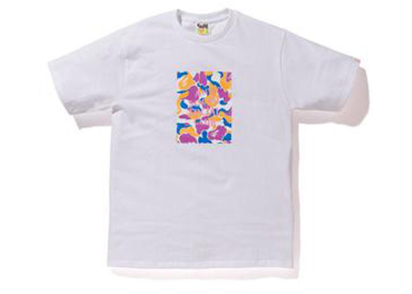 7744473c4a70 Streetwear - Bape T-Shirts - New Highest Bids
