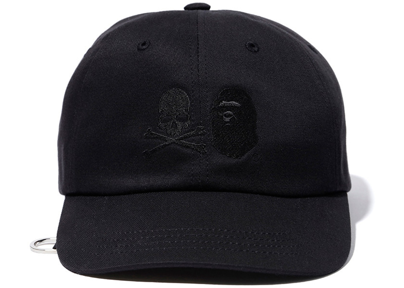 966a822cb0bb89 Sell. or Ask. View All Bids. BAPE x Mastermind Japan Skull   Shark Cap Black