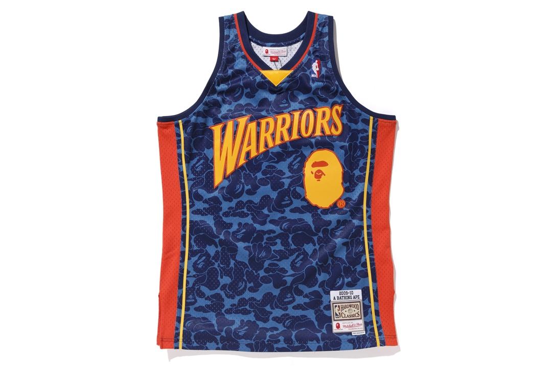 warriors jersey