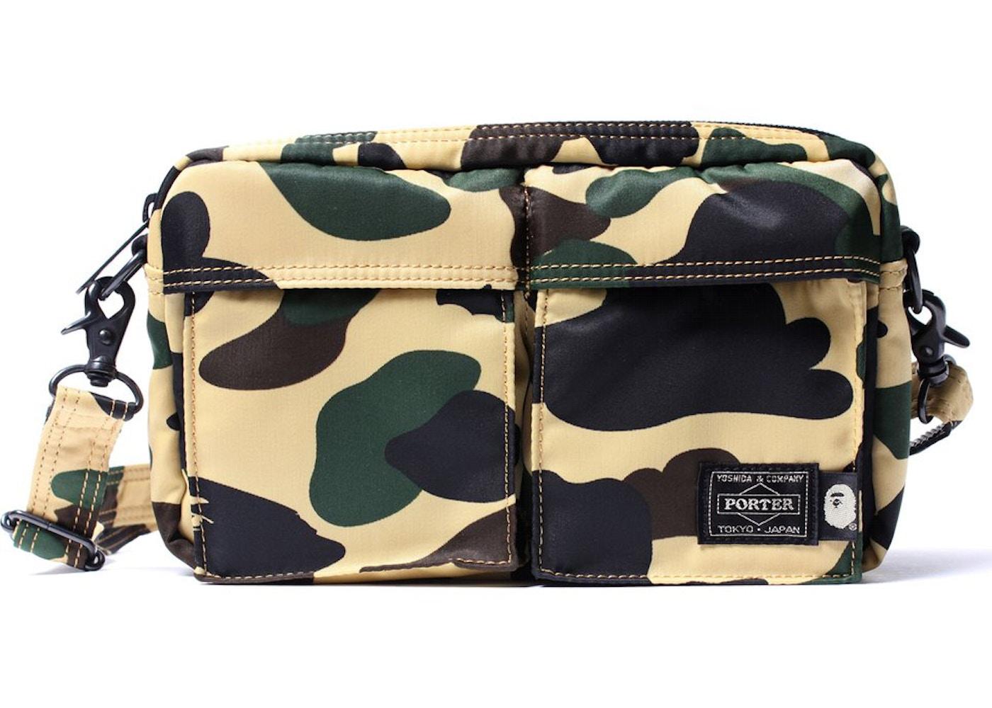 d7d0dcfc Streetwear - Bape Bags - New Lowest Asks