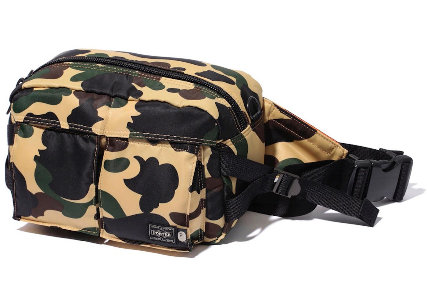 c70f202e Streetwear - Bape Bags - Total Sold