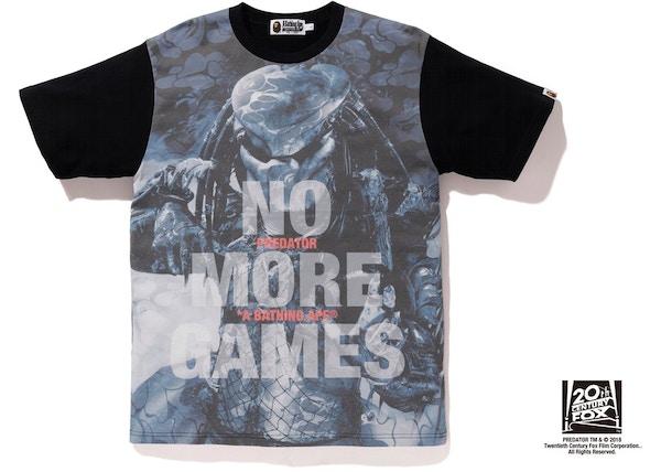 92e602433 Streetwear - Bape T-Shirts - Average Sale Price