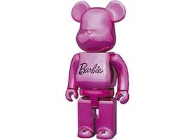 Bearbrick Barbie 400% Pink