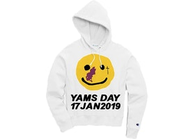 Cactus Plant Flea Market Yams Day Absolute Bliss Hoodie White