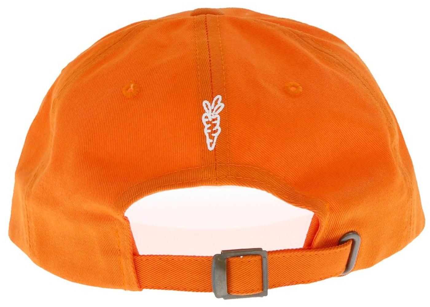 b8974c5e ComplexCon Carrots Dad Hat Orange - FW17