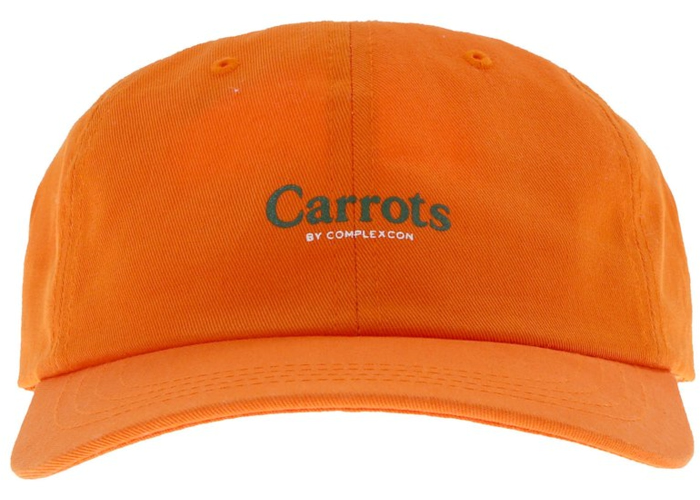 9b9269eb Sell. or Ask. View All Bids. ComplexCon Carrots Dad Hat Orange
