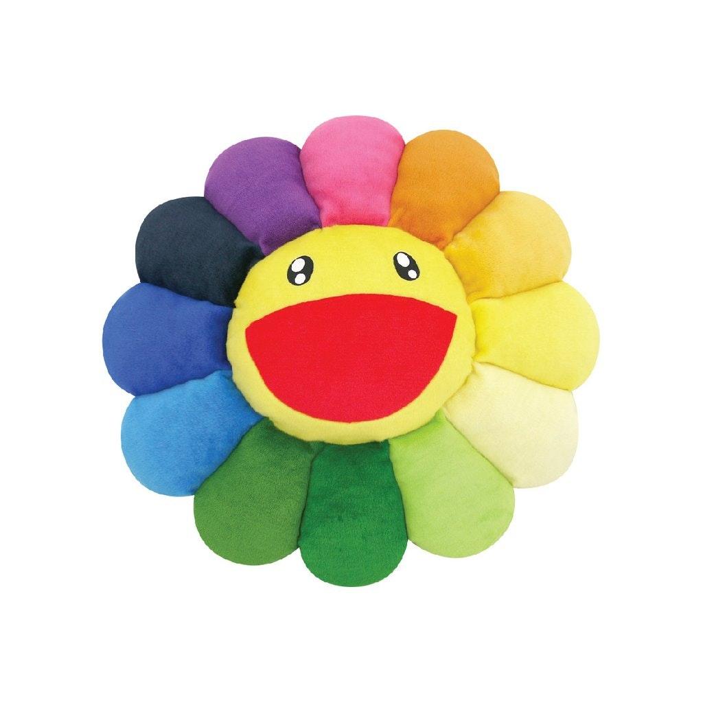 Takashi Murakami Flower 1 M Plush Rainbow by Stock X