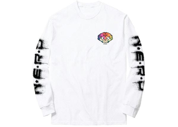 ae91b8732b25 ComplexCon NERD x TMKK x COMPLEXCON T-Shirt White - FW17