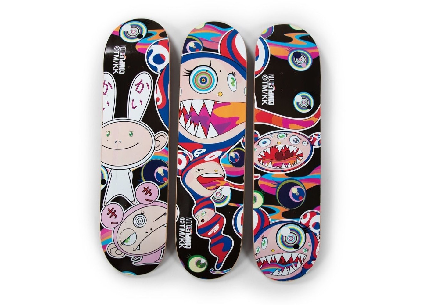 2fdc0e29 Streetwear - Other Brands Takashi Murakami - Last Sale