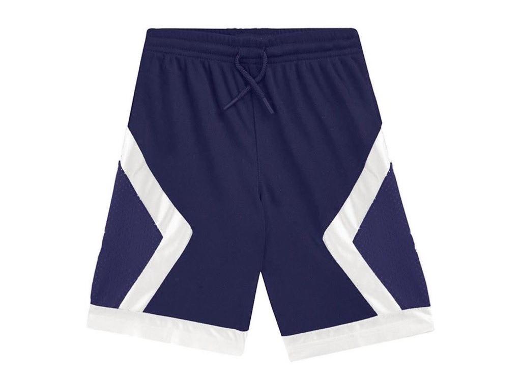 Dior x Jordan Basketball Shorts Navy - SS20