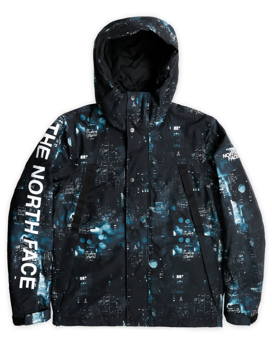 Extra Butter The North Face Nightcrawlers Stetler Jacket Multi
