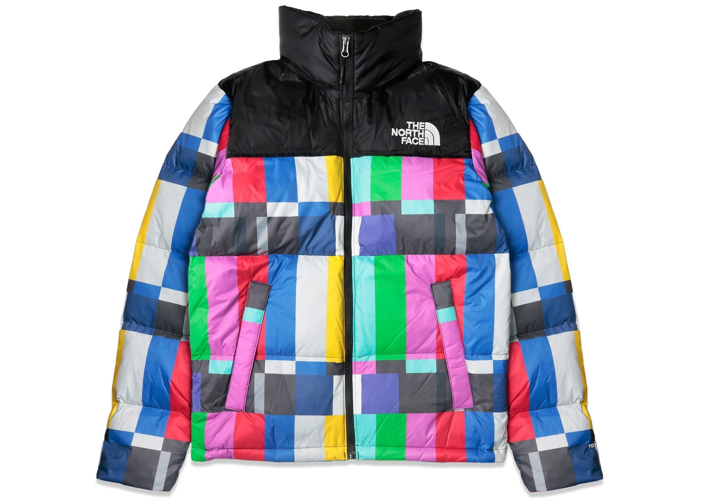 Extra Butter The North Face Technical Difficulties Nuptse Extra ... 397c5d1a4