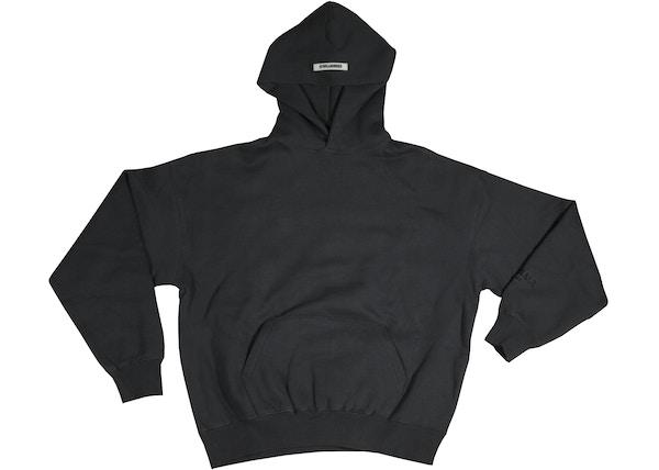 6a188c31 FEAR OF GOD ESSENTIALS 3M Logo Pullover Hoodie Black