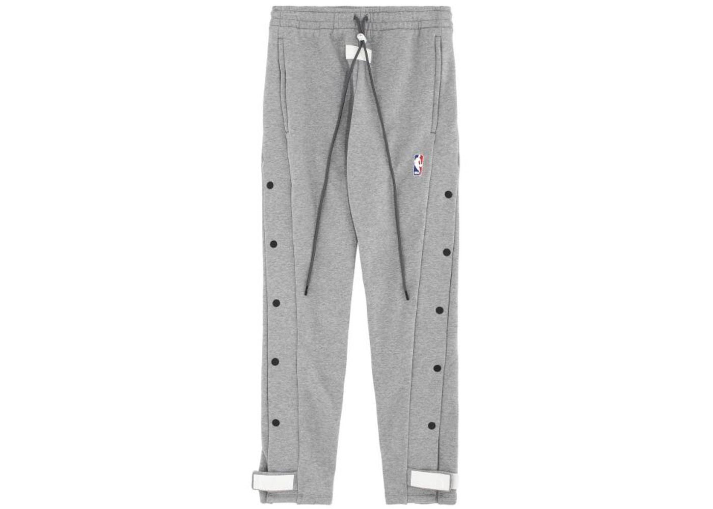 nike pants grey