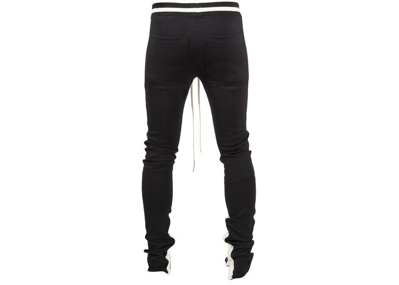 FEAR OF GOD Double Stripe Track Pants Black/White