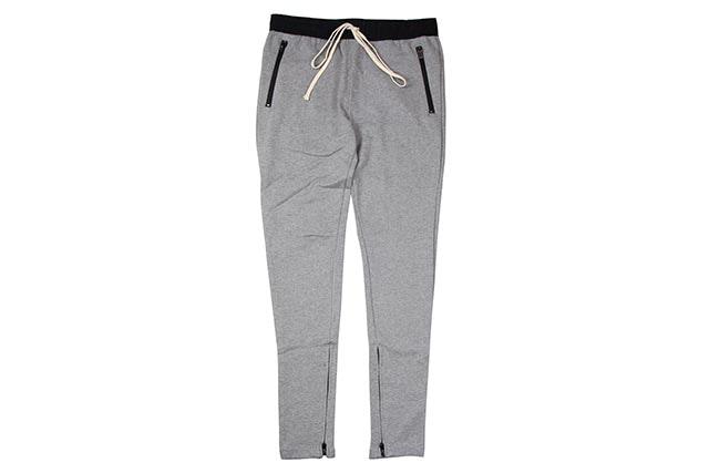 FEAR OF GOD FOG Essentials Drawstring Pants Grey