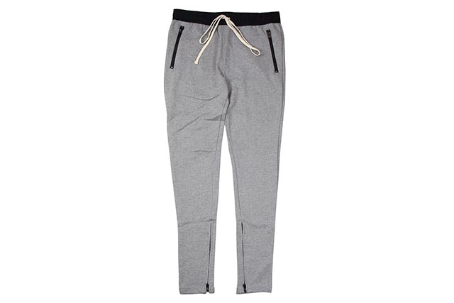 FEAR OF GOD FOG Essentials Drawstring Pants Grey