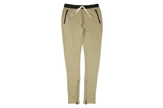 FEAR OF GOD FOG Essentials Drawstring Pants Chinchilla