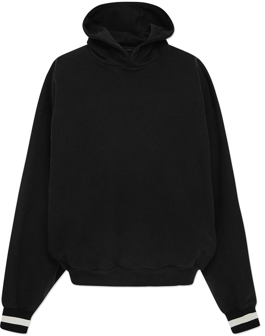 FEAR OF GOD Heavy Terry Everyday Hoodie Black