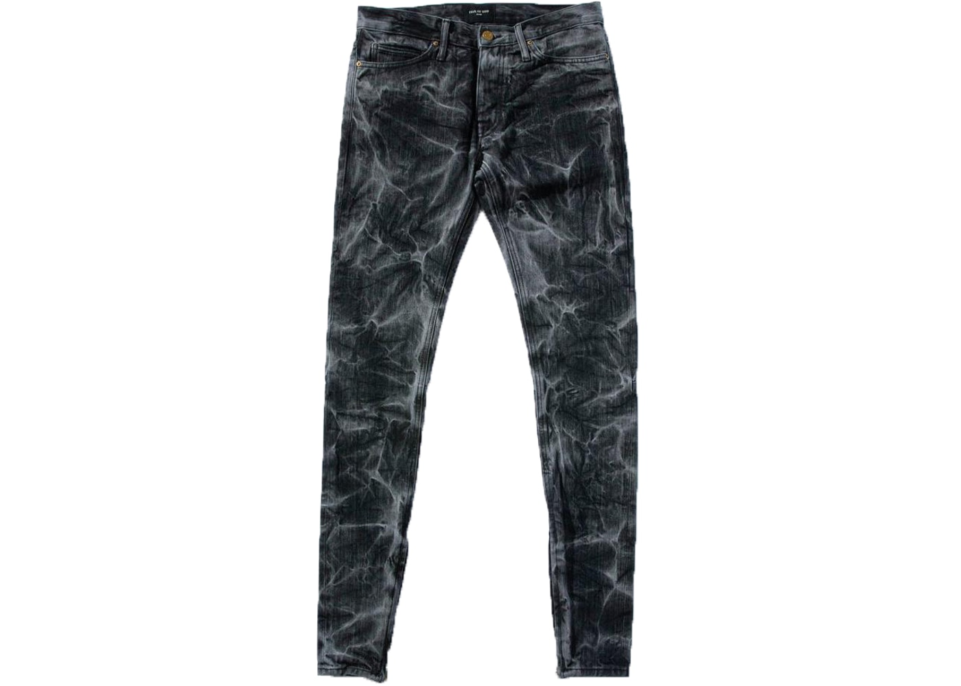 edf728bb Sell. or Ask. Size: 31. View All Bids. FEAR OF GOD Selvedge Denim Holy  Water Denim Jeans Black