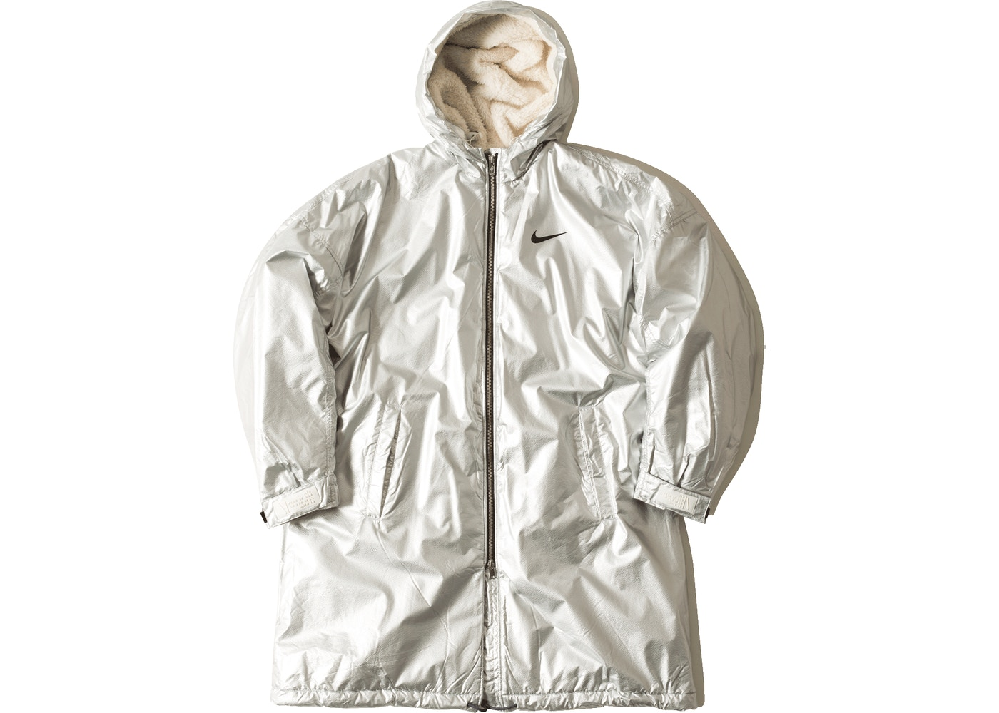 bf70e8fa0 Sell. or Ask. Size M. View All Bids. FEAR OF GOD x Nike Parka ...
