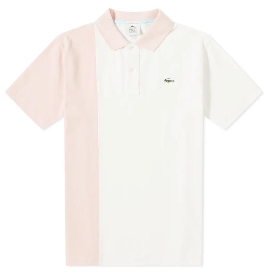 GOLF Le Fleur Lacoste Polo Shirt Geode