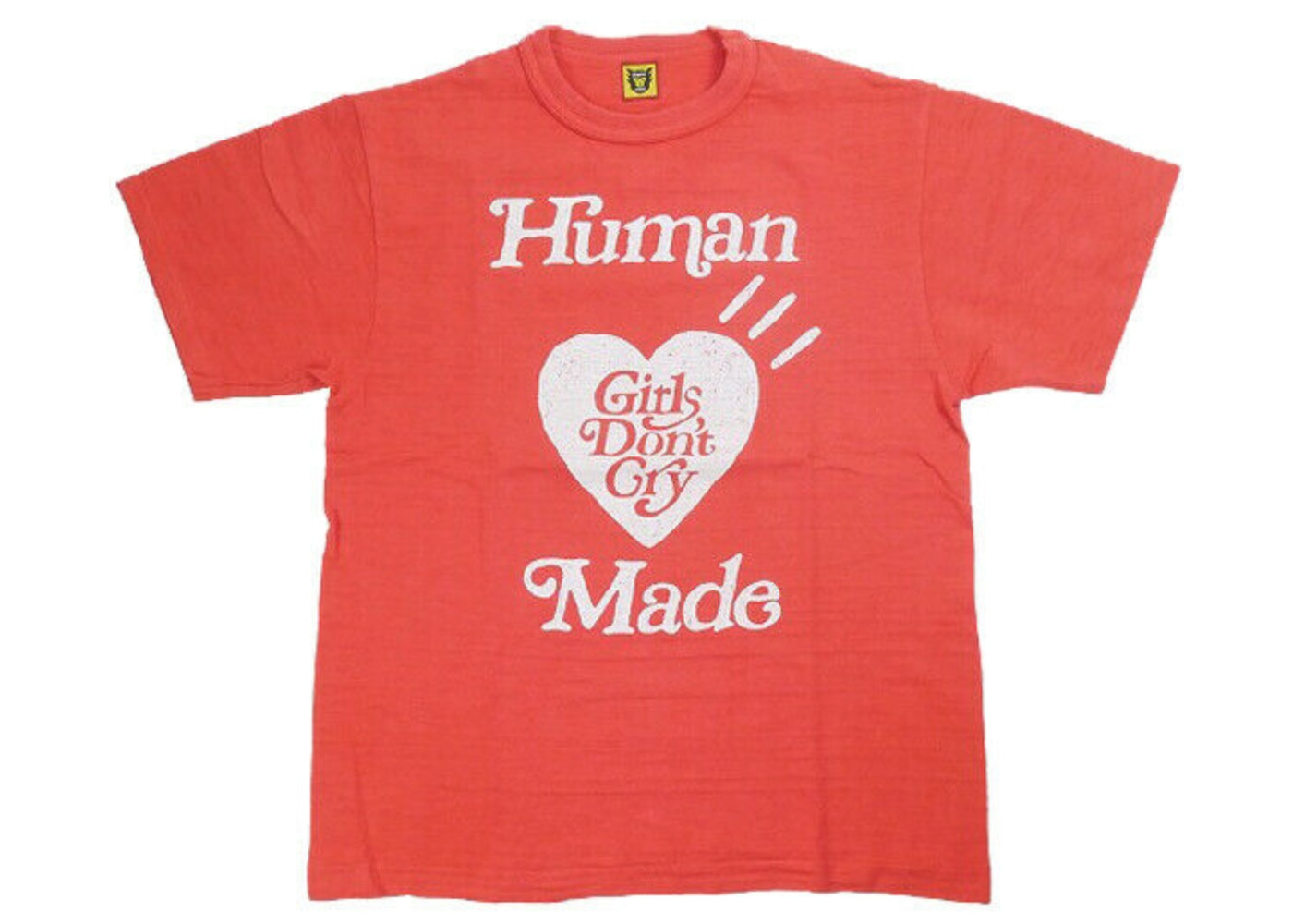 52c1c2e0 Human Made x Girls Don't Cry Tee 1 Red - SS19
