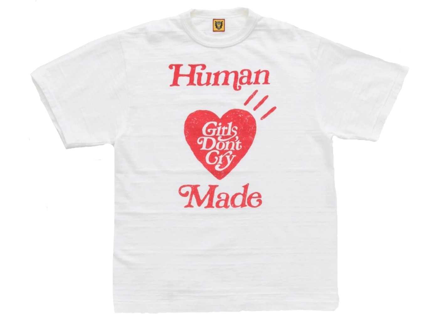 e9899757 Human Made x Girls Don't Cry Tee 1 White - SS19