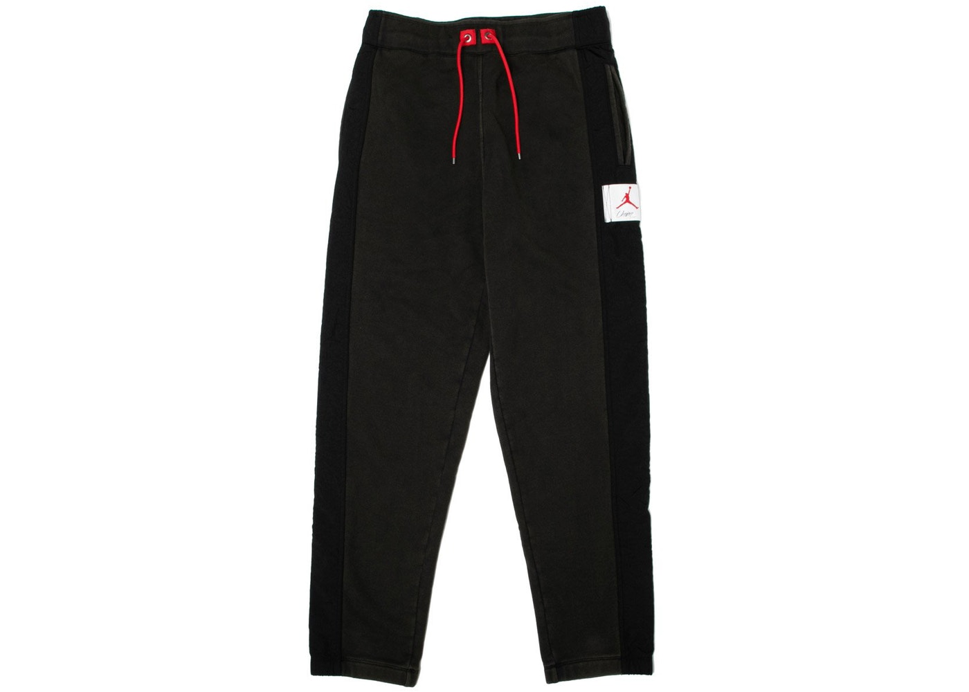 2543e6ed6d8 Jordan x Union NRG AJ Flight Pants Black - FW18