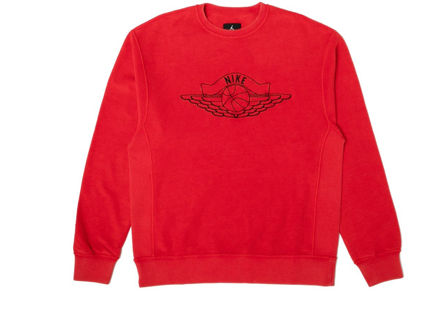 83b83f1f Sell. or Ask. Size M. View All Bids. Jordan x Union NRG Vault AJ Flight  Crewneck Red