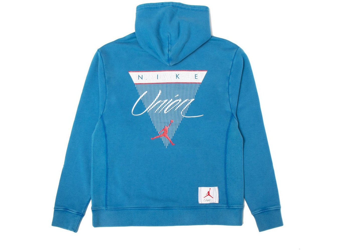 8ae5ee7a Sell. or Ask. Size: XL. View All Bids. Jordan x Union NRG Vault AJ Flight  Hoodie Blue
