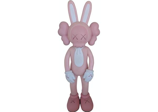 KAWS Accomplice Vinyl Figure Pink