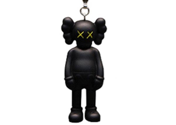 KAWS Companion Keychain Black