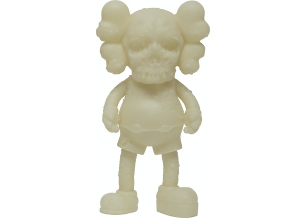 KAWS Pushead Companion Vinyl Figure Glow in the dark