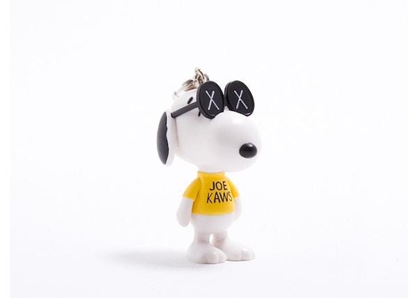 KAWS Snoopy Keychain White