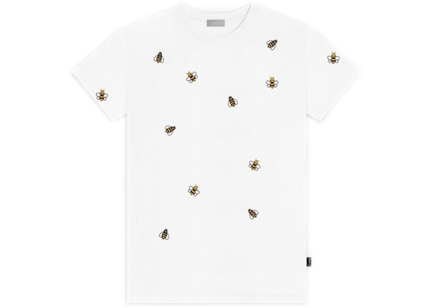 03b84b6d Sell. or Ask. Size S. View All Bids. KAWS x Dior Embroidered Bee T-Shirt  White