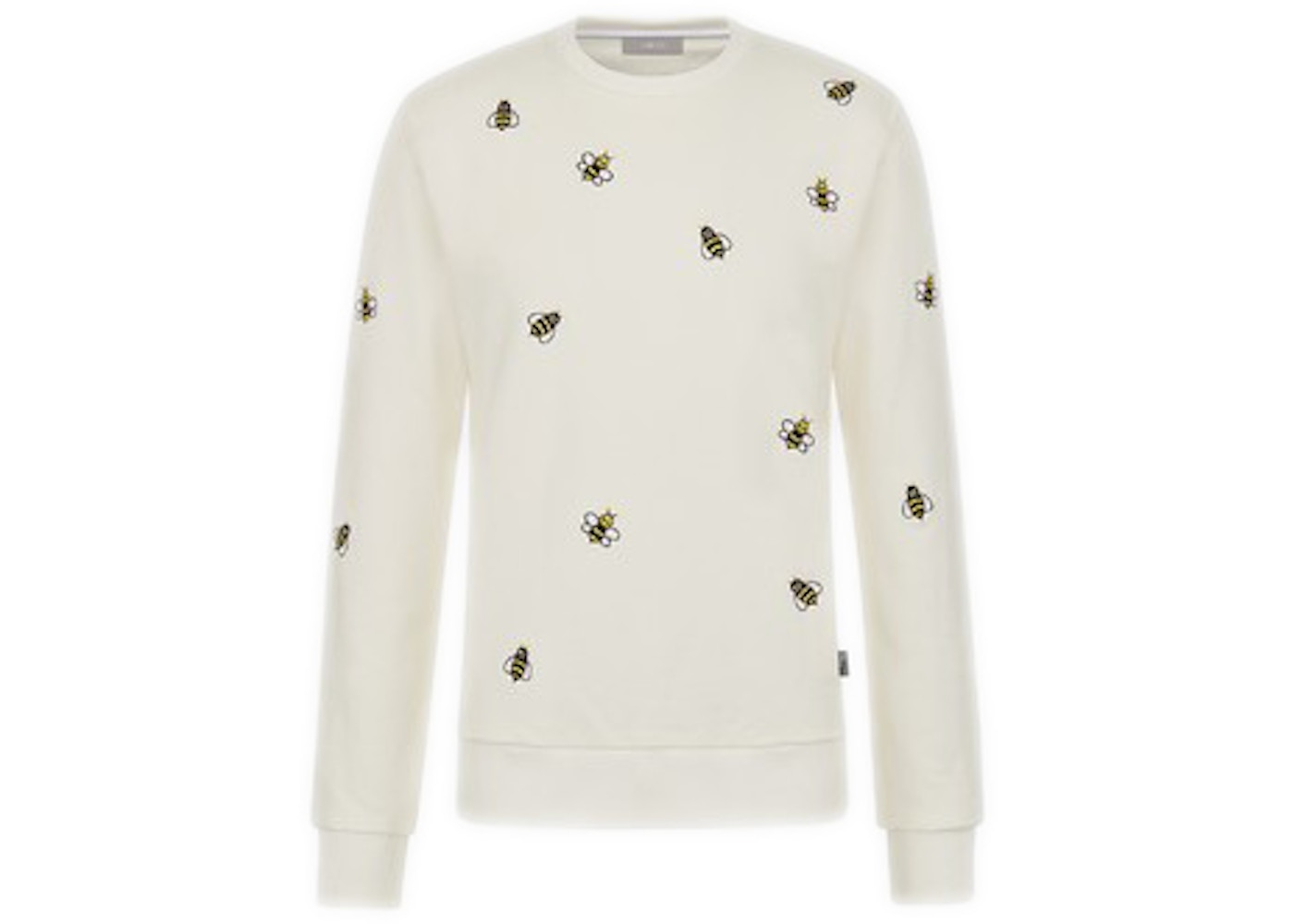 ba0ed23d Sell. or Ask. Size L. View All Bids. KAWS x Dior Embroidered Bees Crewneck  Sweatshirt White