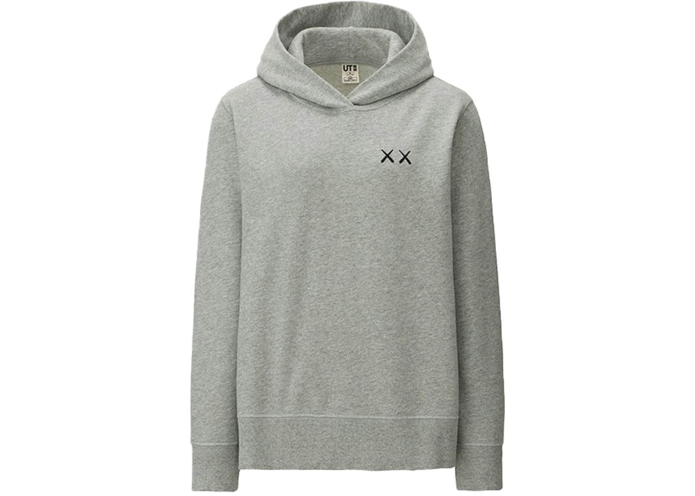 free delivery sale online purchase cheap KAWS x Uniqlo x Sesame Street XX Hoodie (US Womens Sizing) Gray