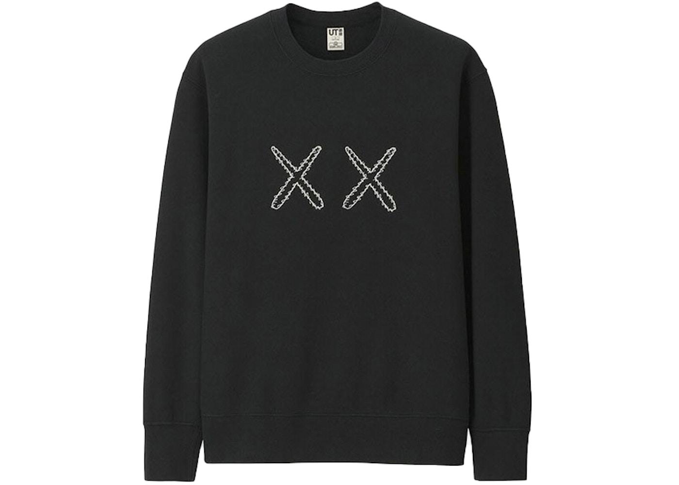 88f1f211877 Sell. or Ask. Size L. View All Bids. KAWS x Uniqlo x Sesame Street XX  Sweatshirt ...