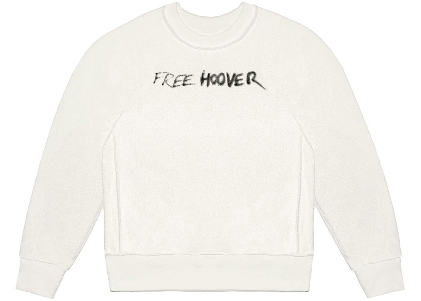 de4a933e Sell. or Ask. View All Bids. Kanye West Free Hoover Crewneck Bleach