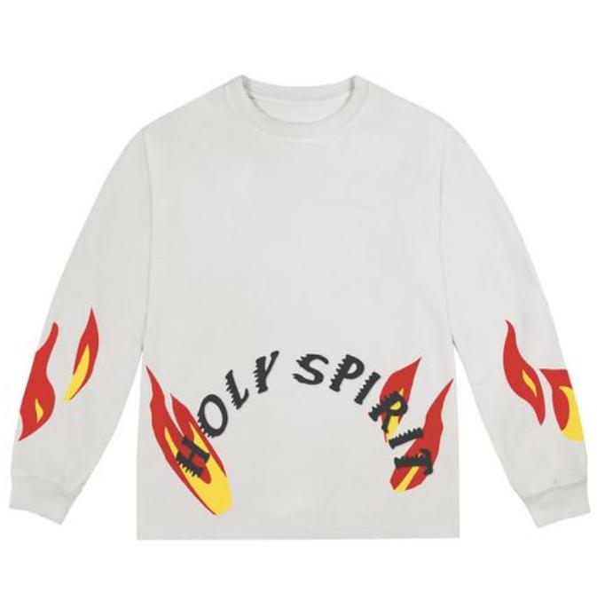 Kanye West Holy Spirit Long Sleeve Tee