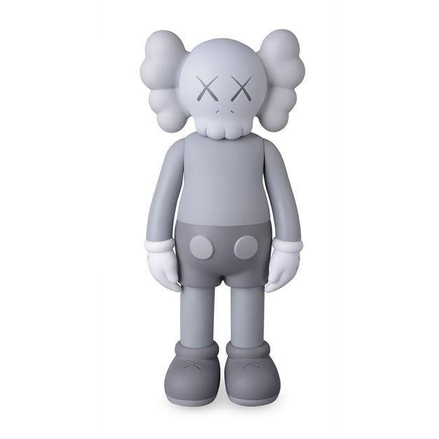 Kaws Companion Open Edition Vinyl Figure Grey